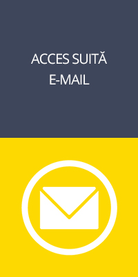 Acces la suita de E-Mail